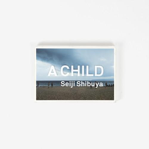 澁谷征司「A CHILD」 写真集
