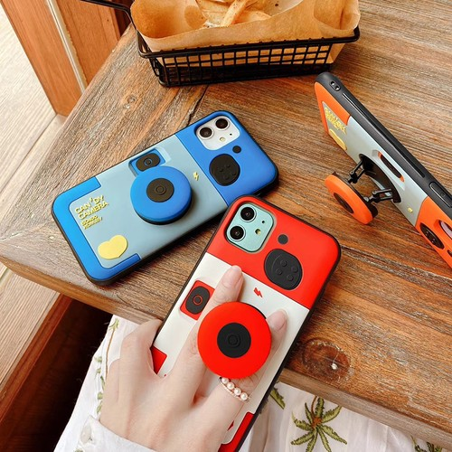 【オーダー商品】  New 3D cute camera Phone Case