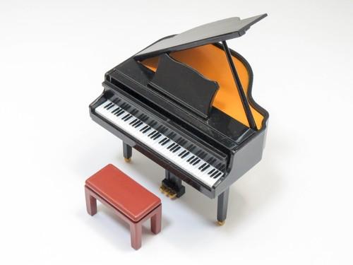 ねんどろいどプレイセット #03 文化祭Aセット ピアノと椅子