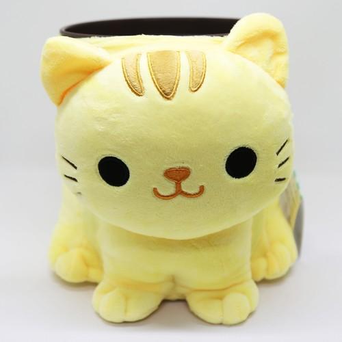 猫ダストボックス(ぬいぐるみダスト)トラ