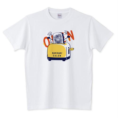 CT144 カリカリサロン*E / 5.6オンスTシャツ (Printstar)