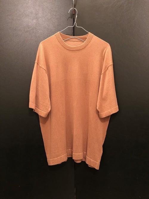crepuscule / knit tee S/S