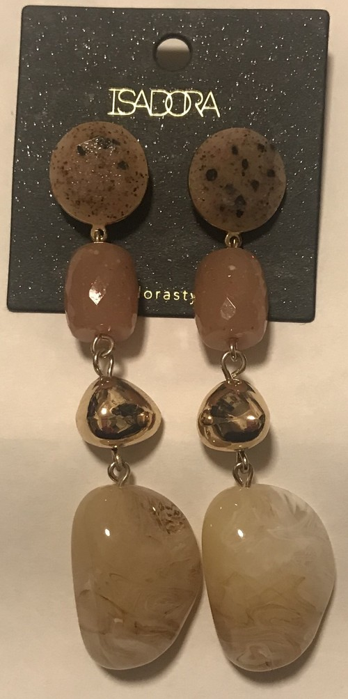 Isadora *Large stones pierce