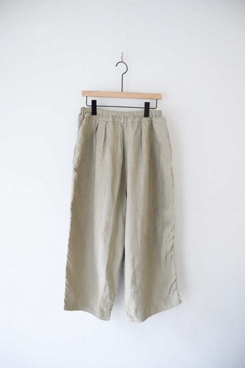 【ORDINARY FITS】BALL PANTS linen/OF-P025