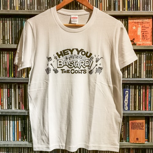 S / S Tシャツ THE COLTS HEY YOU BASTARD! -2
