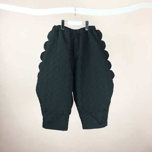 RING MATELASSE BIG PANTS