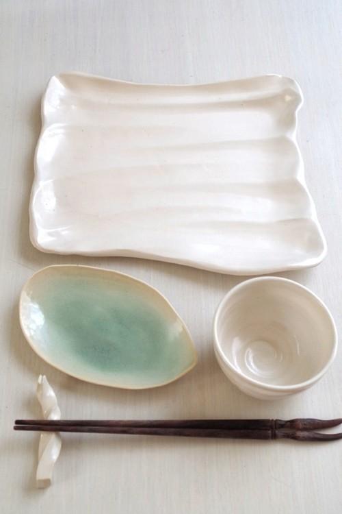 和らぎ Plate set  #1