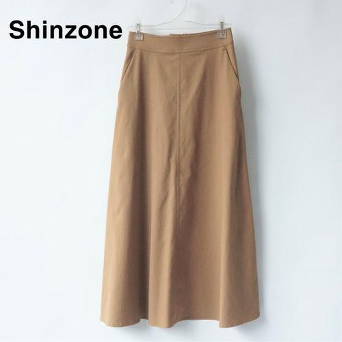 THE SHINZONE/シンゾーン ・リランチャフレアースカート