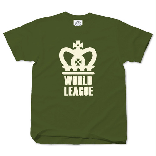 NPWS OFFICIAL T-Shirts Ver.B olive