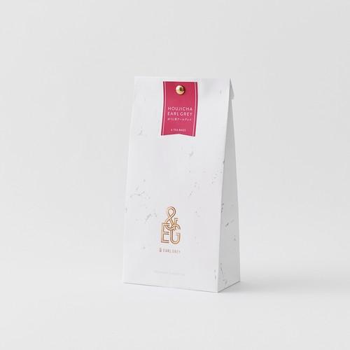 ほうじ茶アールグレイ 6 TEA BAGS