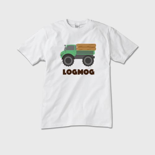 LOGMOGメンズTシャツ(送料無料)