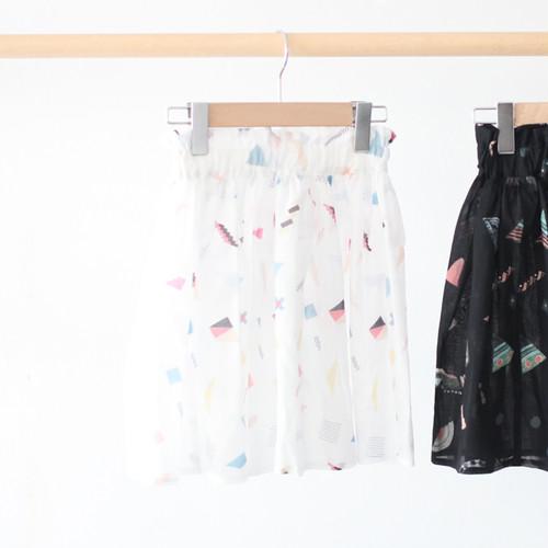 エニーピースギャザースカート