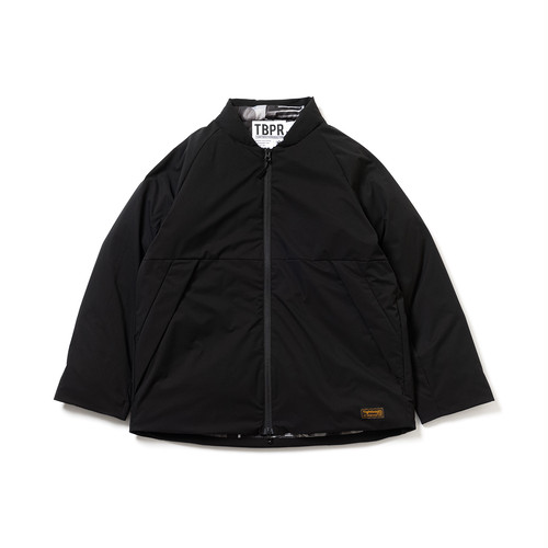 TIGHTBOOTH FORTRESS PUFF JKT BLACK L タイトブース ダウン