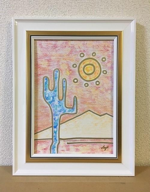 インテリア絵画 原画-P369