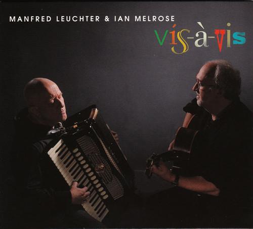 AMC1401 Vis-à-Vis / Manfred Leuchter & Ian Melrose (CD)