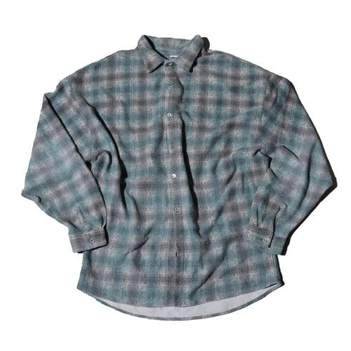 GreenShadowCheckShirts