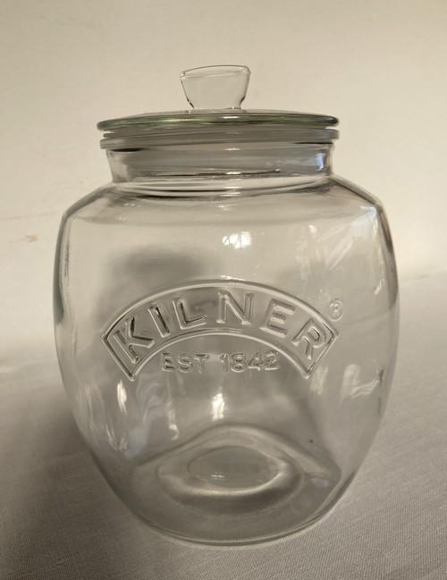 キルナー<ガラスのストレージジャー>2000ml