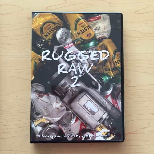 RUGGED RAW2  DVD