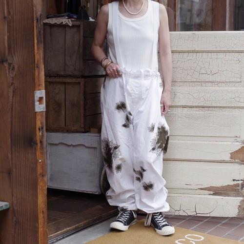 再入荷‼︎ Germany Snow Camouflage Pants / スノーカモ パンツ