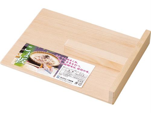 木製 「コマ板 幅15.5×長さ20.5cm」そば打ちに!
