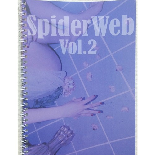 ZINE''Spider Web vol.2''