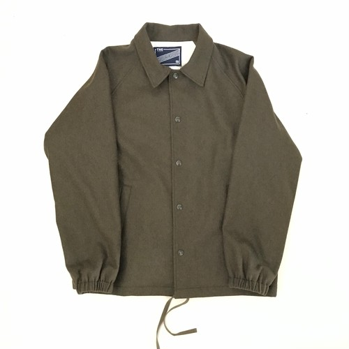 "THE UNION/THE FABRIC ""WOOL COACH JKT"""