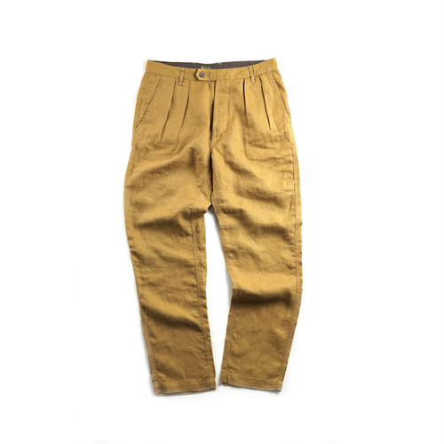 50' FRENCH 2TAC WORK PANTS (LIGHT BROWN)