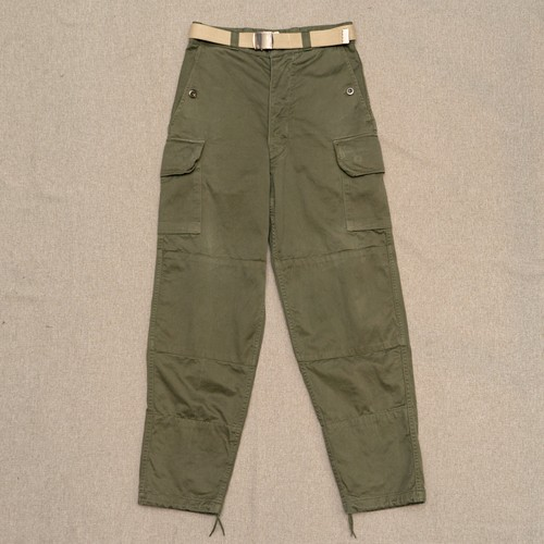 1970 FRENCH ARMY M-64 TROUSERS