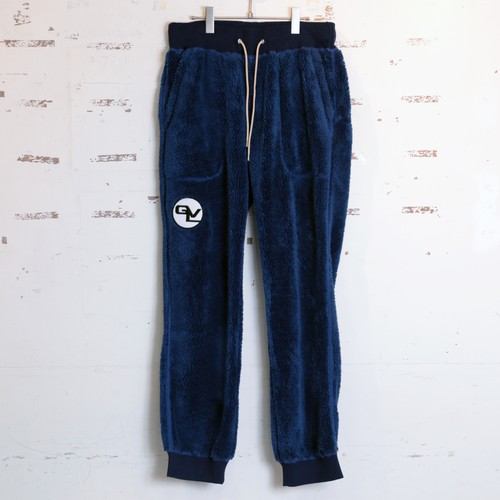 FLEECE PANTS (BLUE) / GAVIAL