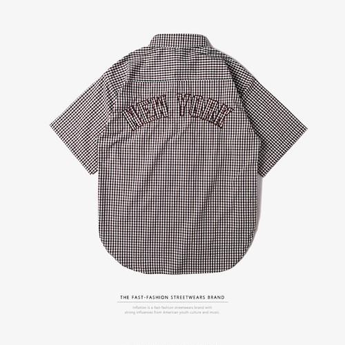 [COOL]NEWYORKデザインシャツ
