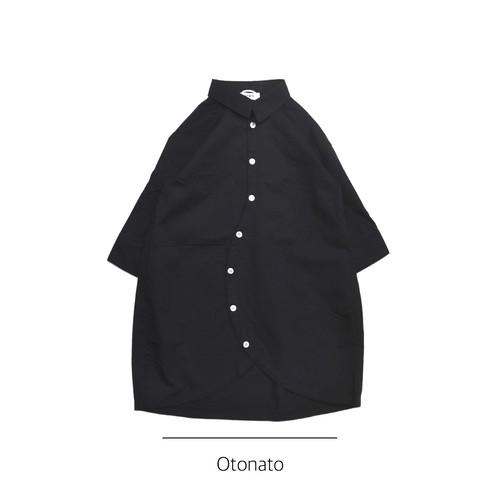 Otonato / コクーンシャツワンピース S / M