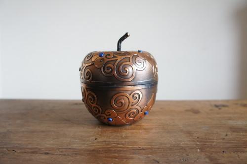 Chile handmade copper case