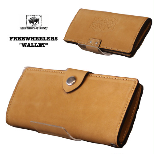 "FREEWHEELERS / フリーホイーラーズ Great Lakes GMT. MFG. CO ""WALLET"""