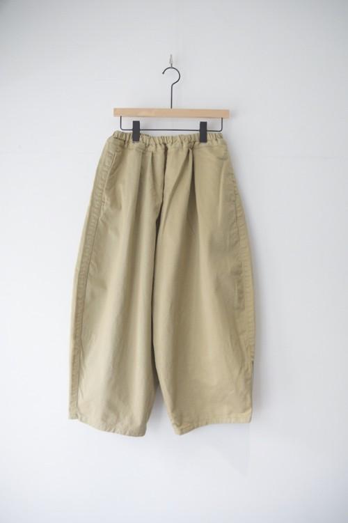 【ORDINARY FITS】BALL PANTS chino/OF-P001/BEG