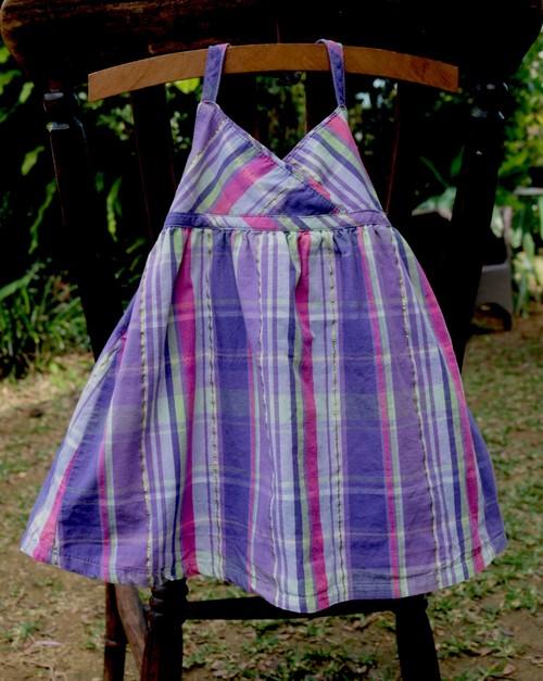 三角ホルターネックワンピース ホルターネックワンピース ワンピース イギリス キッズ 子供服