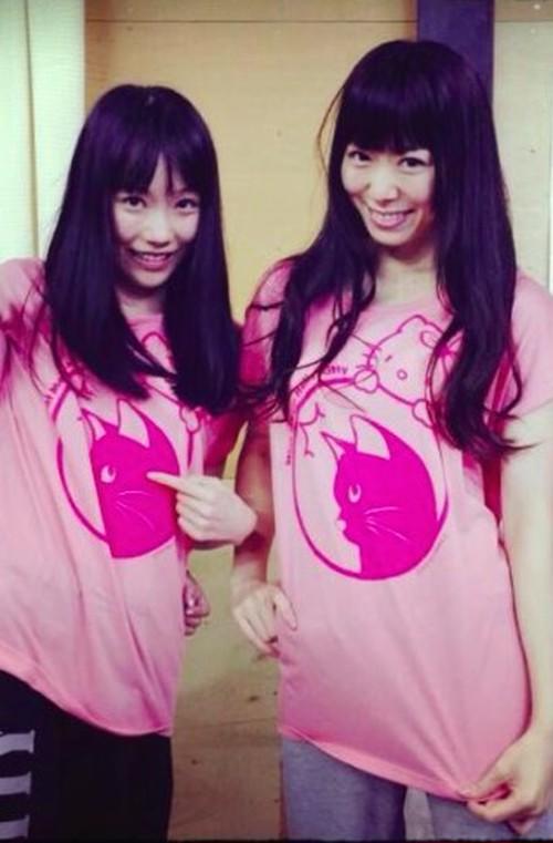 キティコラボドルマンTシャツ(ピンク)