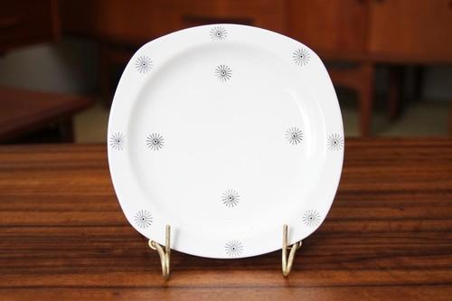 希少 50年代 イギリス製 Midwinter Stylecraft ケーキプレート 小皿 ミッドウインター スタイルクラフト