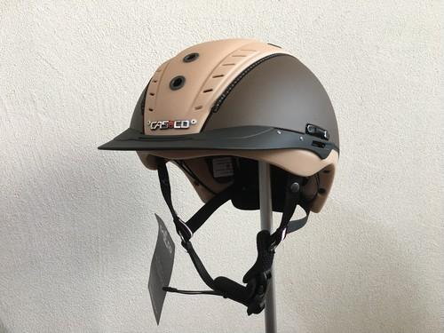 乗馬 ヘルメット Casco ミストラル2 ブラウン