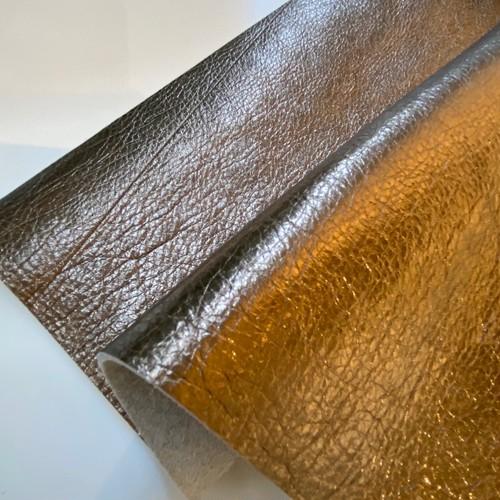 【切り革(カットレザー)】牛革36cm×36cm(ブロンズ)