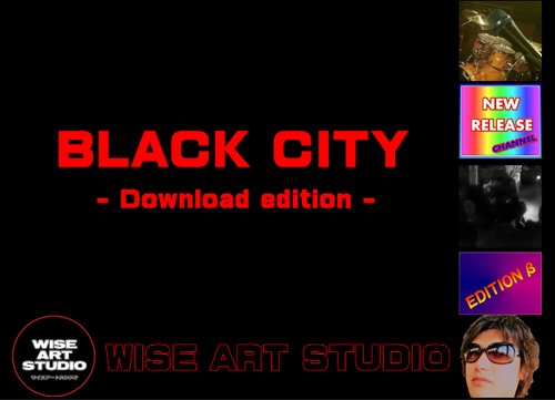 BLACK CITY(ブラックシティ)-Download Edition-