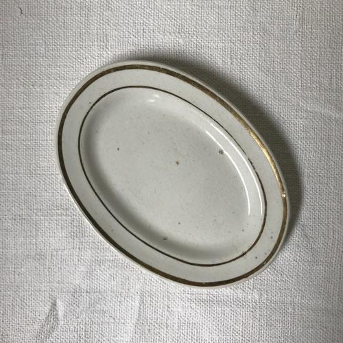 おままごとのお皿オーバル12.5cm