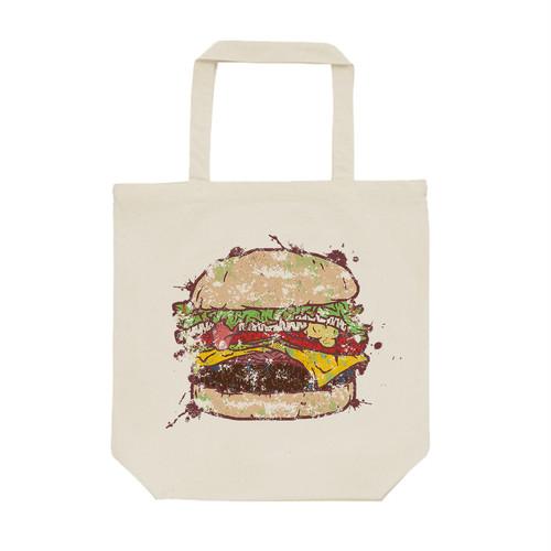[トートバッグ] Damage Burger