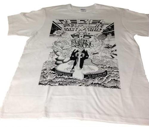 5/5 RAZOR SHARP MAIN VISUAL Tシャツ (fluid-Nagoya FNGT-02)