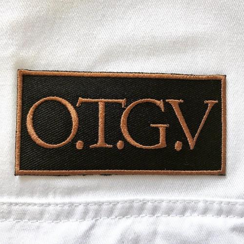 O.T.G.Vワッペン