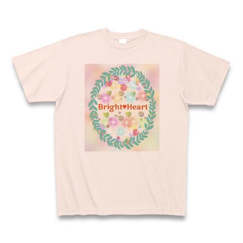 Bright♡Heart Tシャツ(ロゴ)