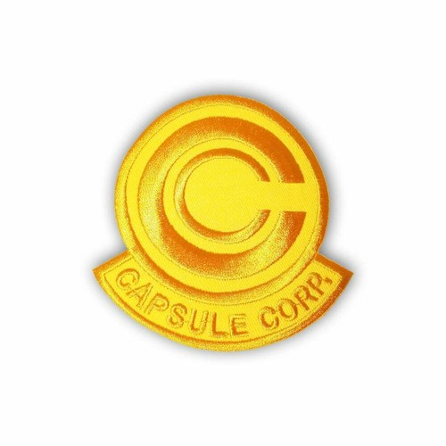 "OTHER WORLD""Capsule Corp (Gold) patch"""