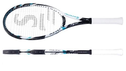 アウトレット【テニス】スリクソン レボV5.0(G1)張り代込み