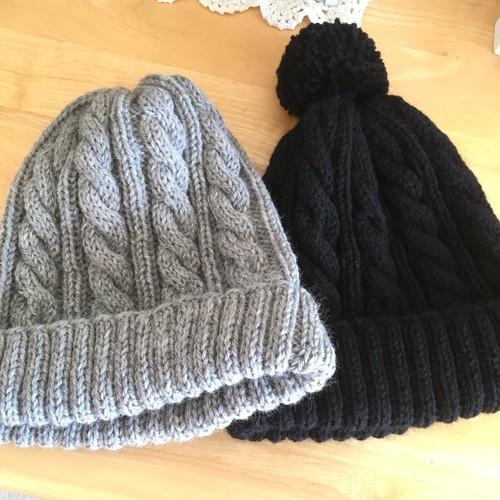 hanairo ニット帽