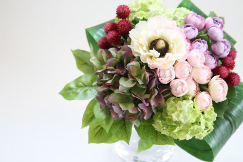 mauve bouquet(モーブ ブーケ)