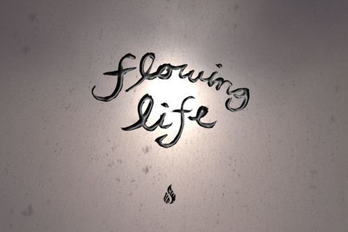 """OUTFLOW snowboards presents  DVD """"Flowing life"""""""